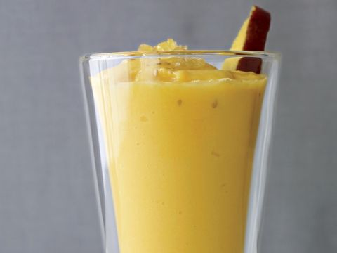 Ginger Mango Smoothie
