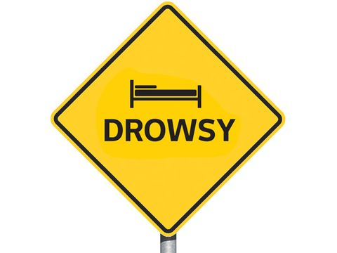 road risk: driving while drowsy