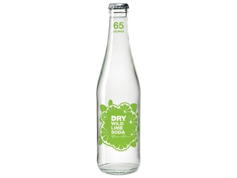 Company: DRY Soda; Flavor: Wild Lime
