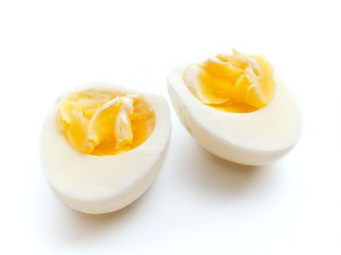 Tricked-out deviled eggs