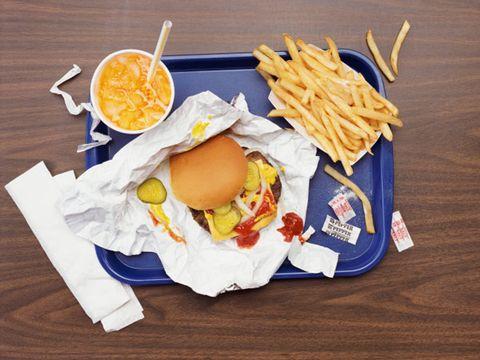 Food, Cuisine, Fried food, French fries, Tableware, Ingredient, Dish, Fast food, Breakfast, Meal,