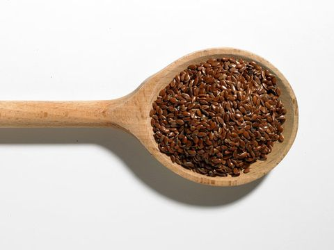 Heart-healthy fat: Flaxseed