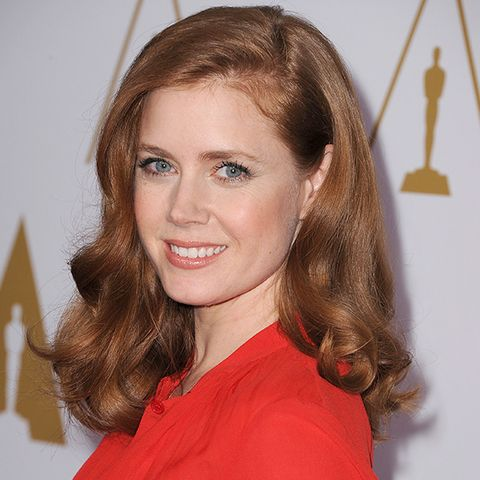 1. Classic Red: Amy Adams