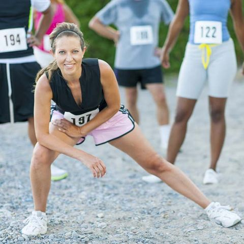 1. If you're goal-oriented... Train for a 5K
