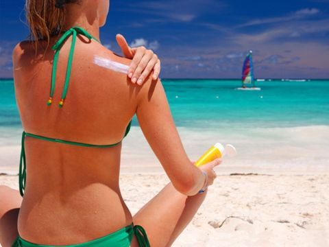 How to recover from sun exposure