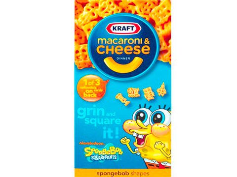 Kraft ditches chemical colorings
