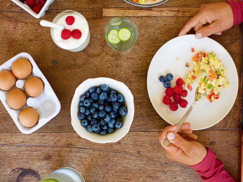 Anti-Aging Breakfast