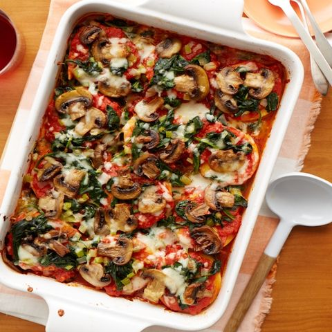No-Noodle Vegetable Lasagna