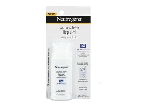 Neutrogena Pure & Free Liquid SPF 50