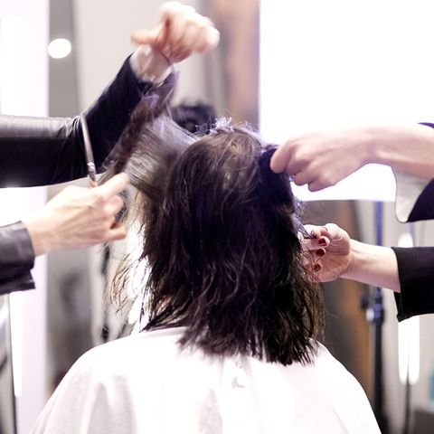 thinning hair makeovers