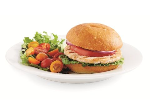 Whole Catch Alaskan Salmon Burgers