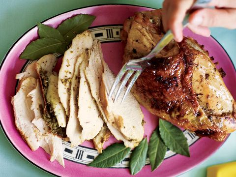 Rachael Ray's Herb-Roasted Turkey Breast