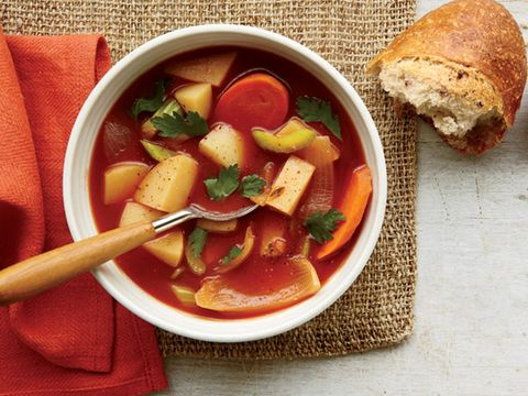 Root Vegetable Soup