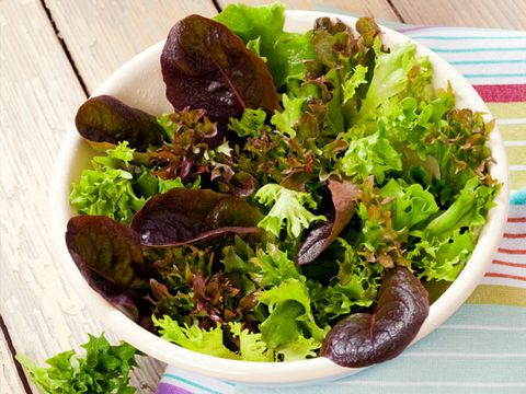 How to double the antioxidants in salad