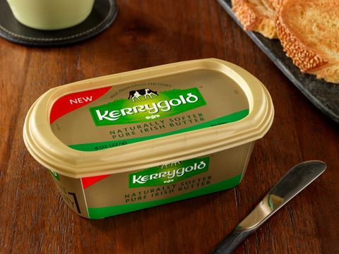 Butter: Kerrygold pure Irish butter
