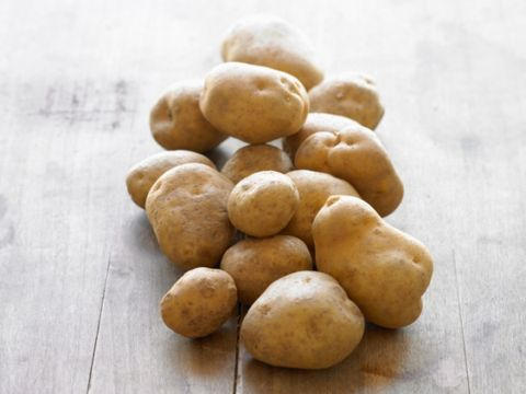 foods that fight sunburn: potatoes