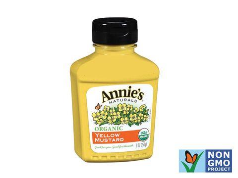 Annie's Naturals organic yellow mustard