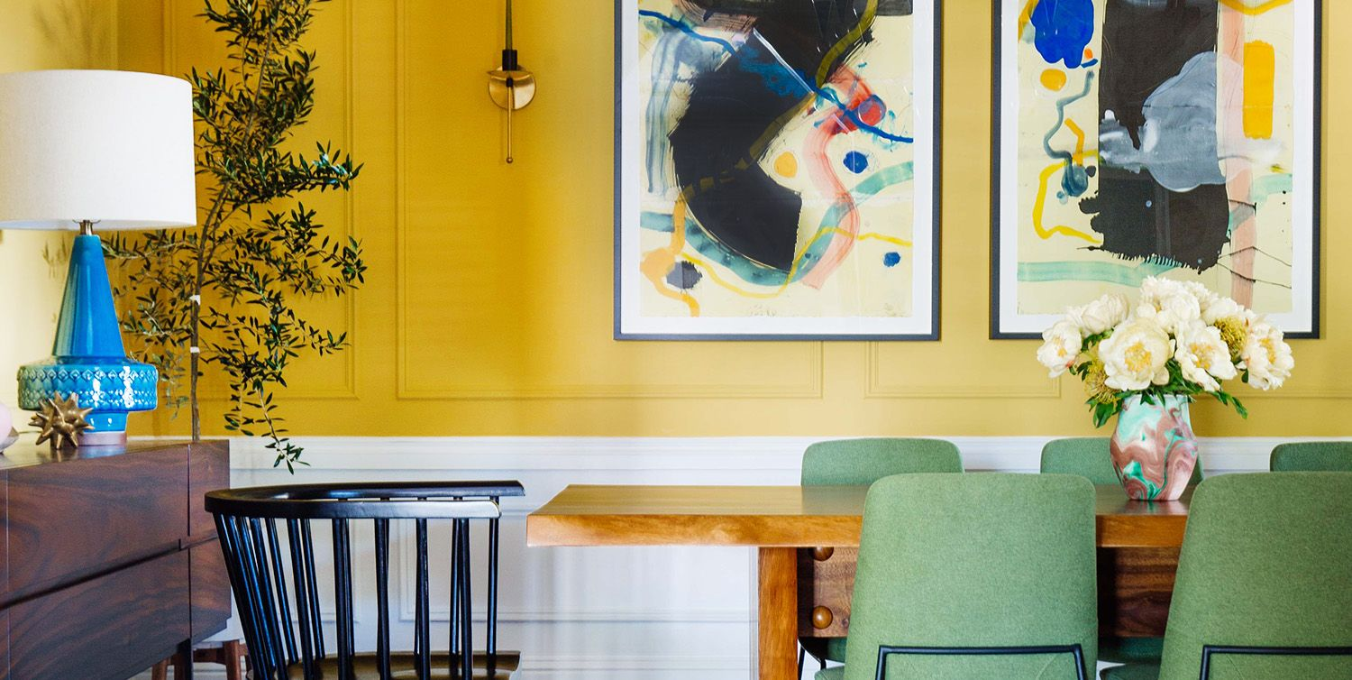 Home Design: 18 Best Dining Room Paint Colors