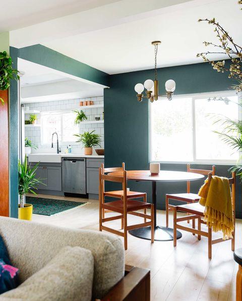 Kitchen Paint App: Ideas For Green Kitchen Design