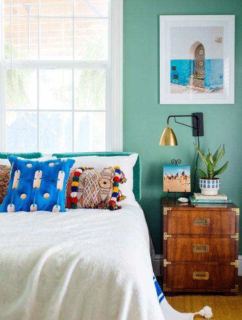 10 Beautiful Blue Bedroom Ideas 2019
