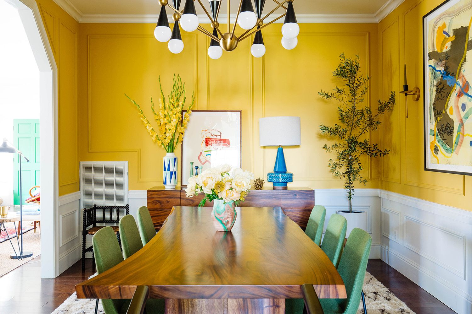 10 Gorgeous Yellow Rooms You Never Expected To Fall In Love With