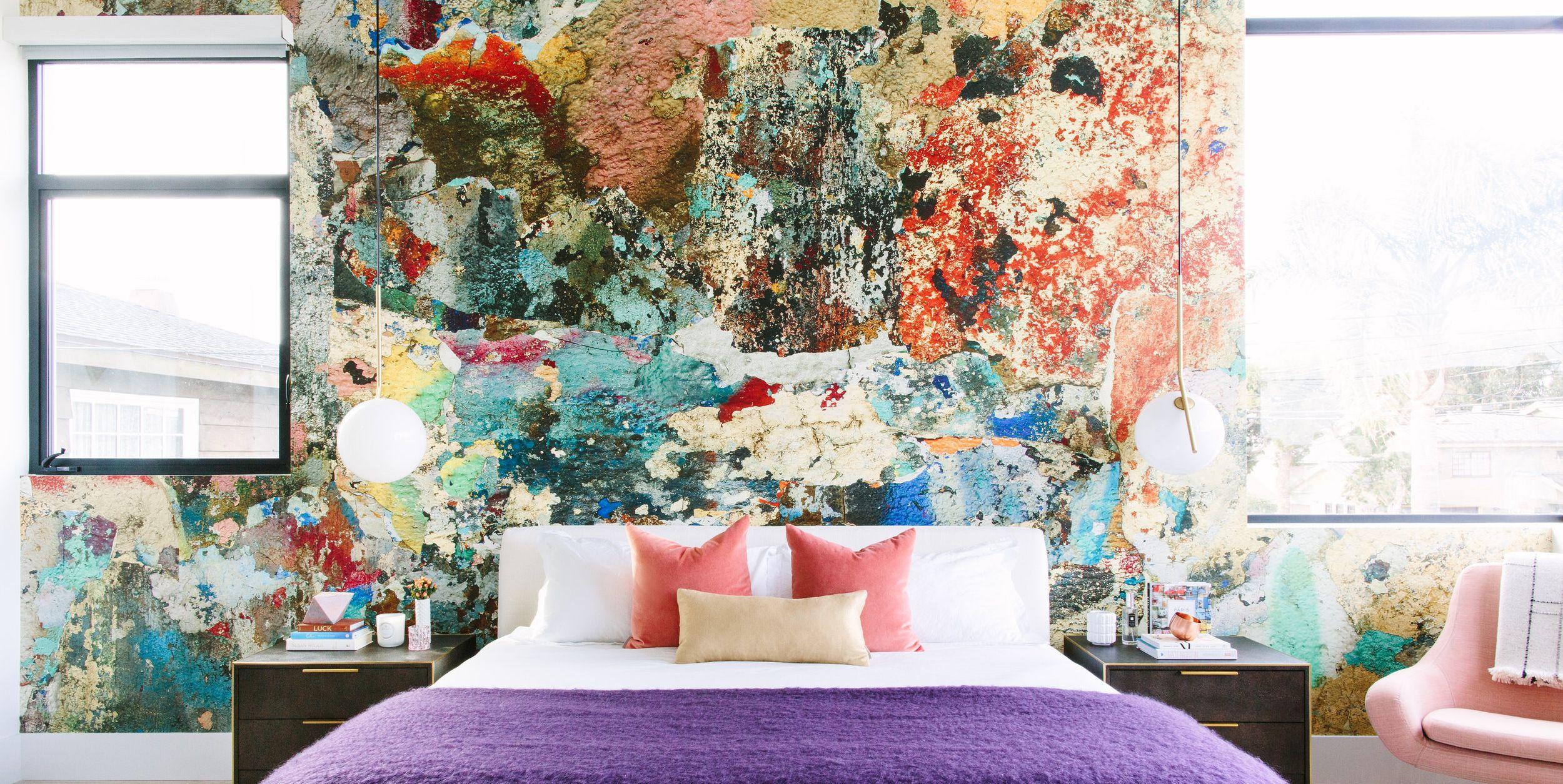 12 Crazy-Fun Ways To Dress Up Your Bedroom Walls