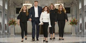 Statieportret koninklijke familie 2018 Erwin Olaf