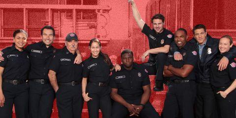 Team, Crew, Firefighter, Official,