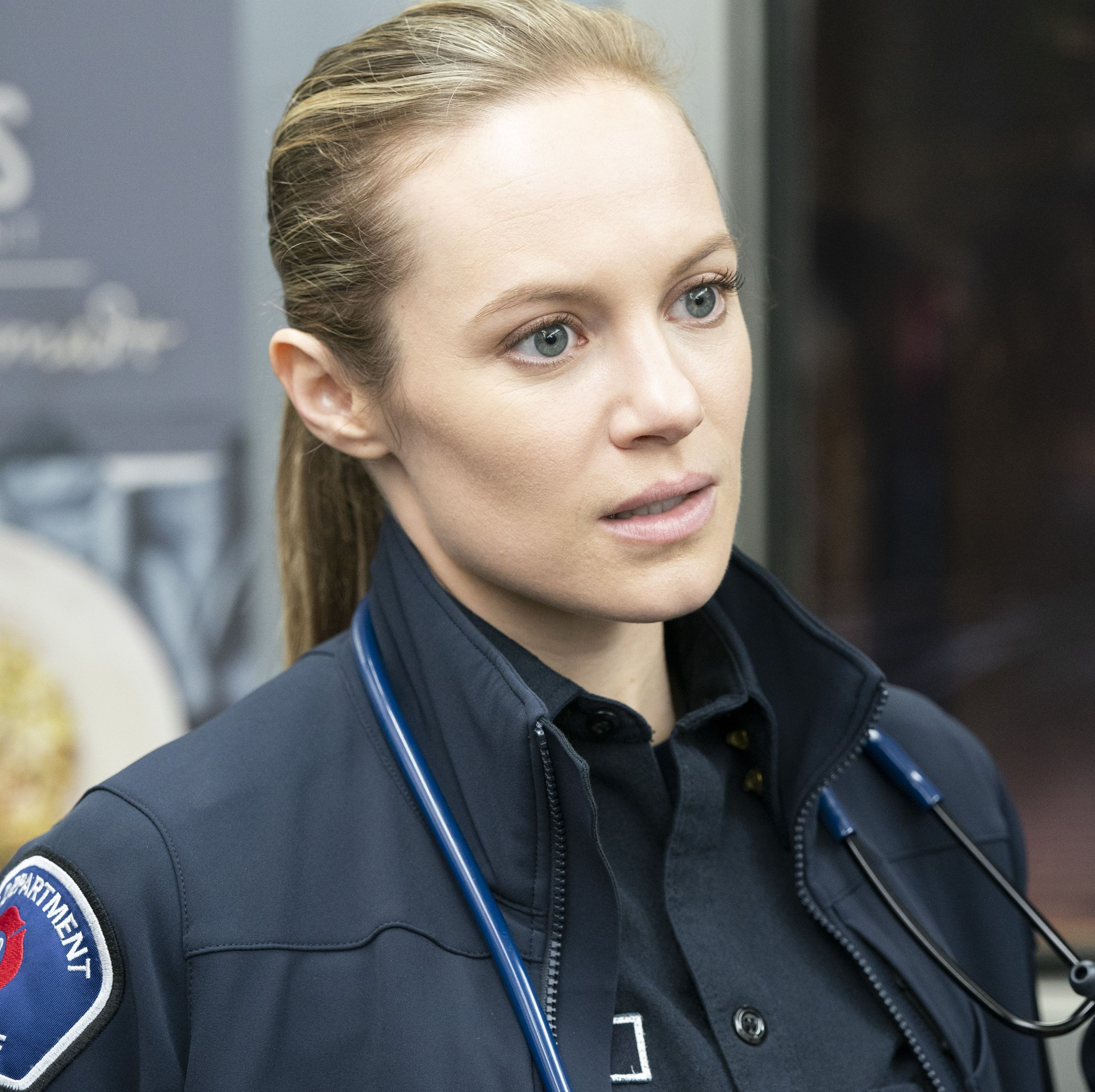 Station 19 star Danielle Savre teases what's next for Maya and Jack