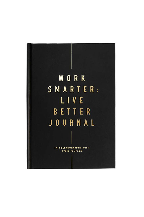 Work Smarter Live Better Journal Kikki K