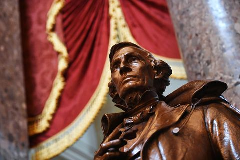 us politics congress racism unrest statues