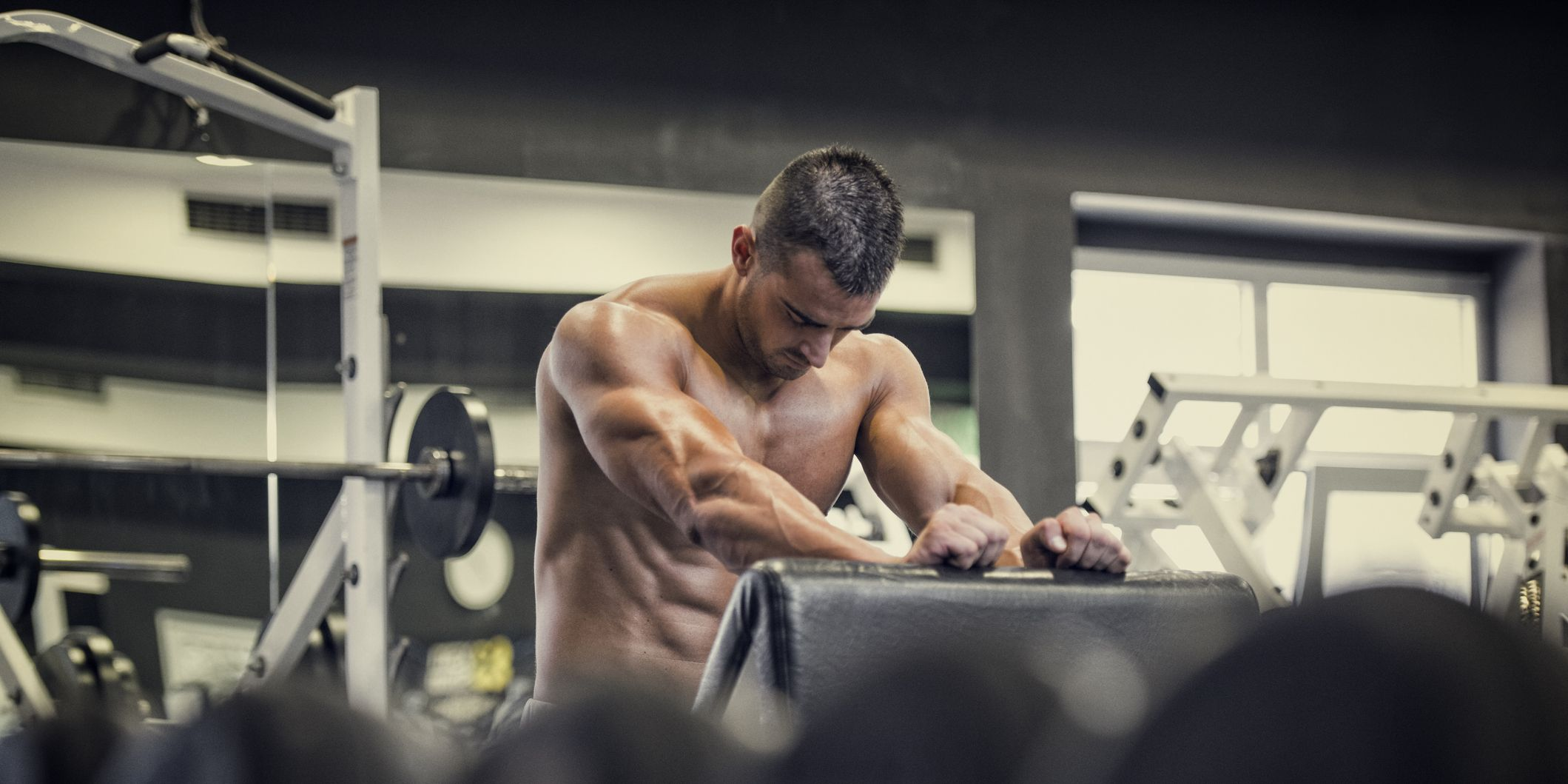 arms and arms muscle