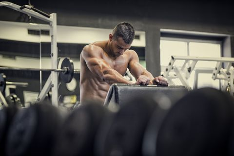 ultimate arms and abs workout