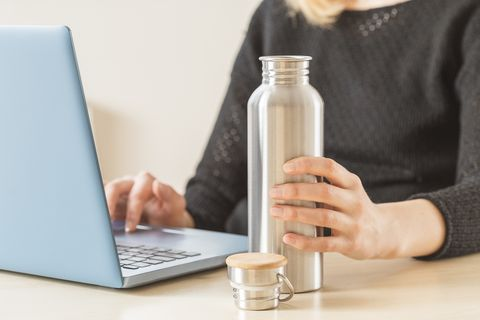 stay hydrated during work from home or office
