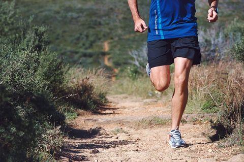 A runner.