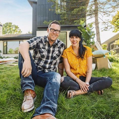 """HGTV """"Stay or Sell"""" with Heather and Brad Fox from Minneapolis, Minnesota"""