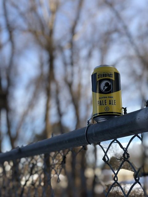Steadfast Beer Co. Gluten-Free Pale Ale