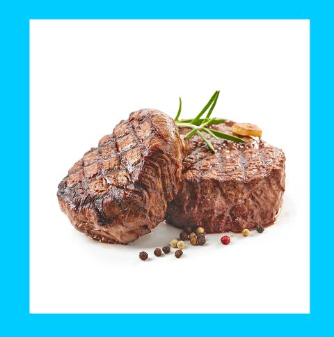 Dish, Food, Cuisine, Beef tenderloin, Steak, Veal, Ingredient, Pork chop, Meat, Roast beef,