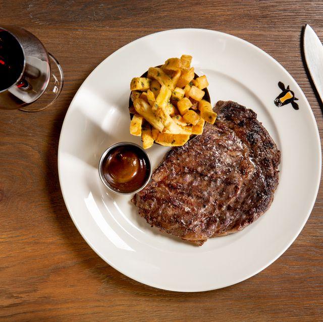 Dish, Food, Cuisine, Ingredient, Breakfast, Produce, Staple food, Rib eye steak, Meal, Steak,