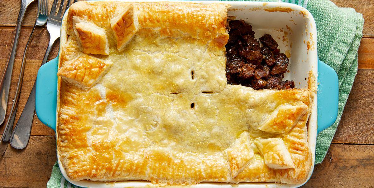 Steak And Kidney Pie - The Ultimate Steak And Kidney Pie ...