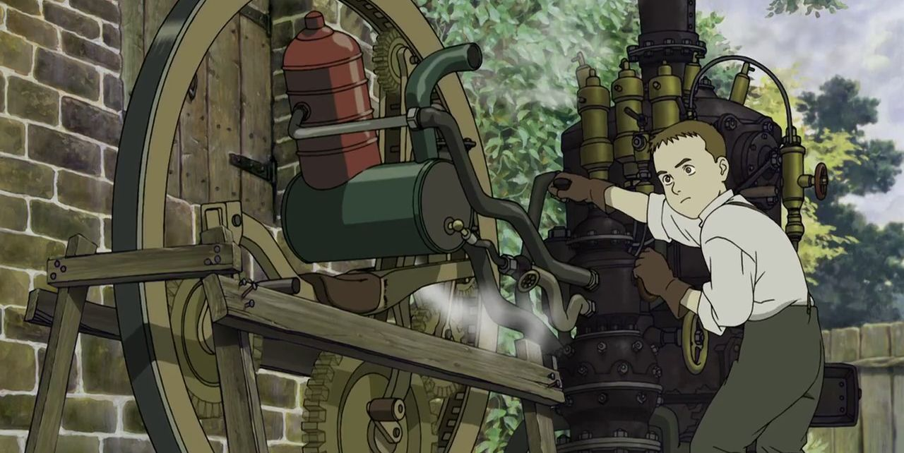 steamboy katsuhiro otomo