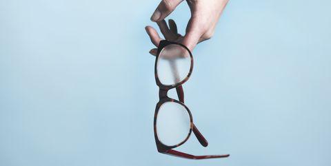 Steamed Glasses