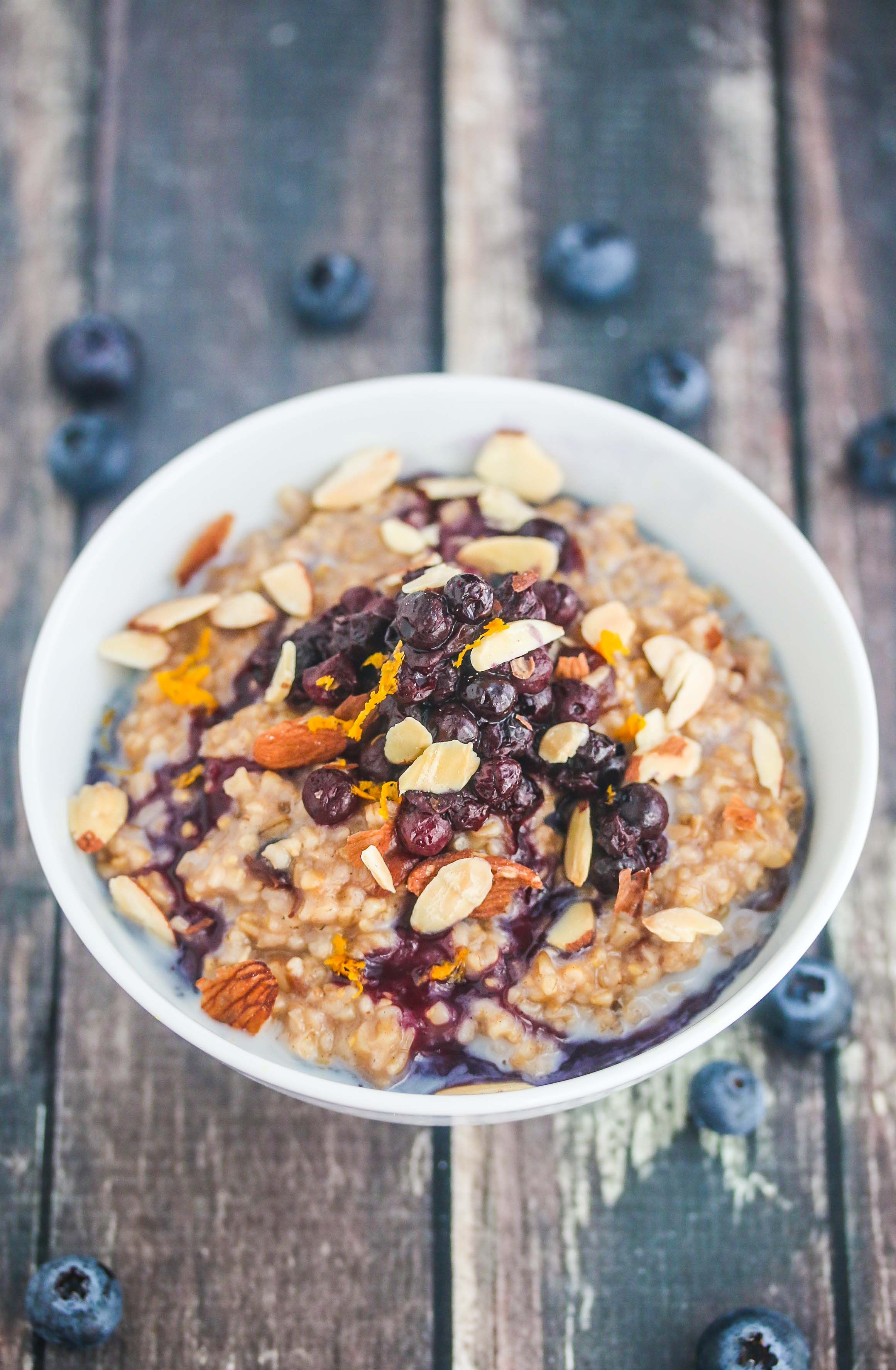 13 Healthy Oatmeal Recipes That Taste Freaking Amazing