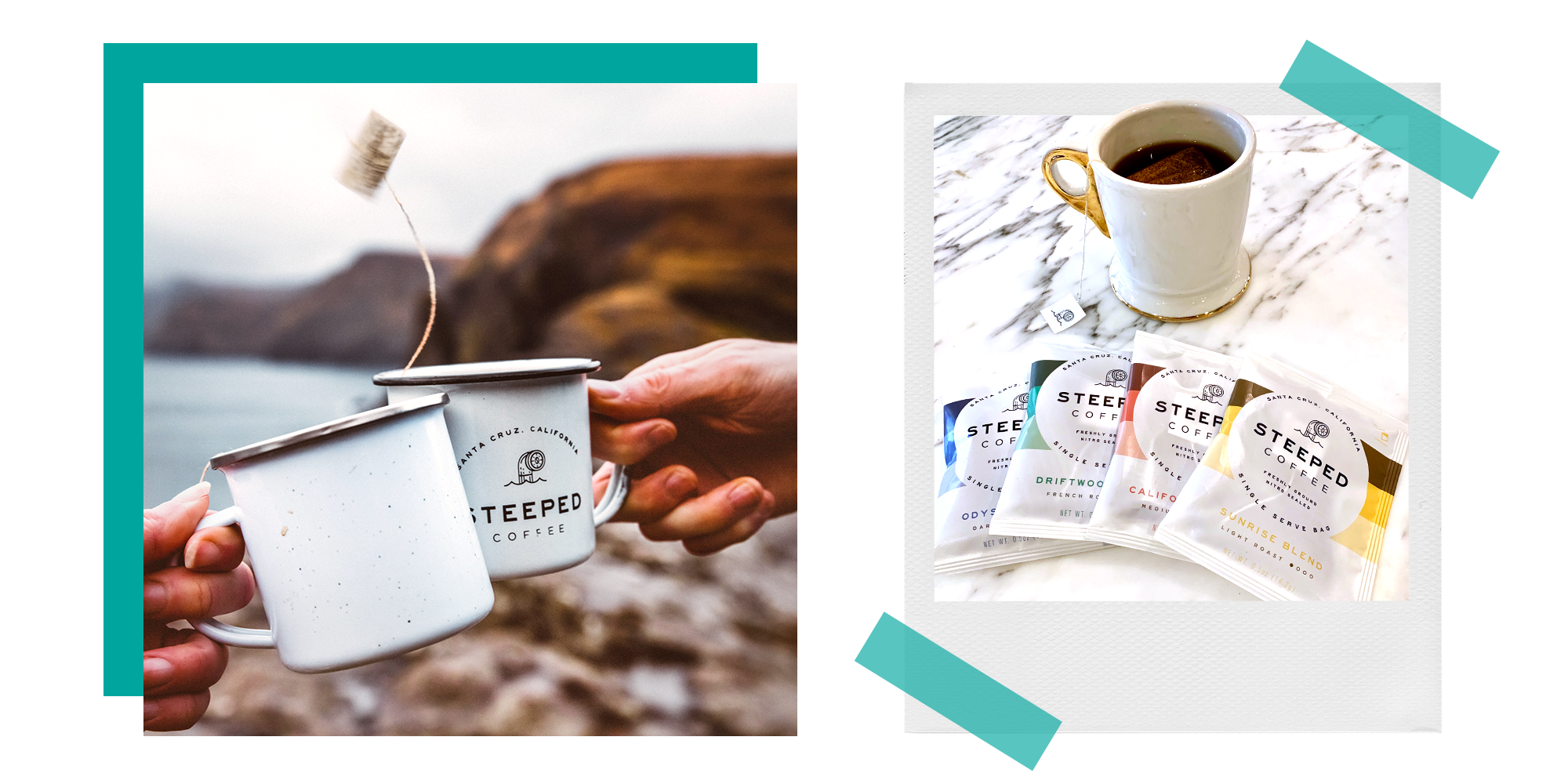I Simplified My Morning Routine by Switching to Steeped Coffee's Single-Serve Sachets