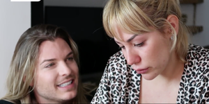 Patricia Steisy llora al hablar de Oriana con Pablo