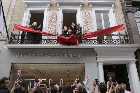 stella mcartney eco-store in london