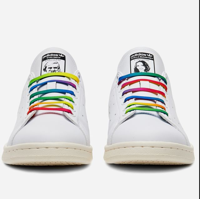 Stella McCartney聯手愛迪達推出第二波Stan Smith聯名球鞋!