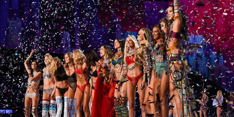Victoria's Secret Show 2018