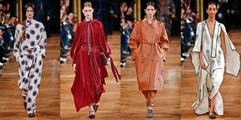 Fashion model, Fashion, Runway, Clothing, Fashion show, Haute couture, Fashion design, Event, Dress, Textile,