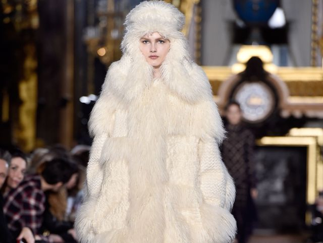 efa1d5081 Faux Fur is the Latest Runway Fad, But is the Trend Hurting More Than it  Helps?